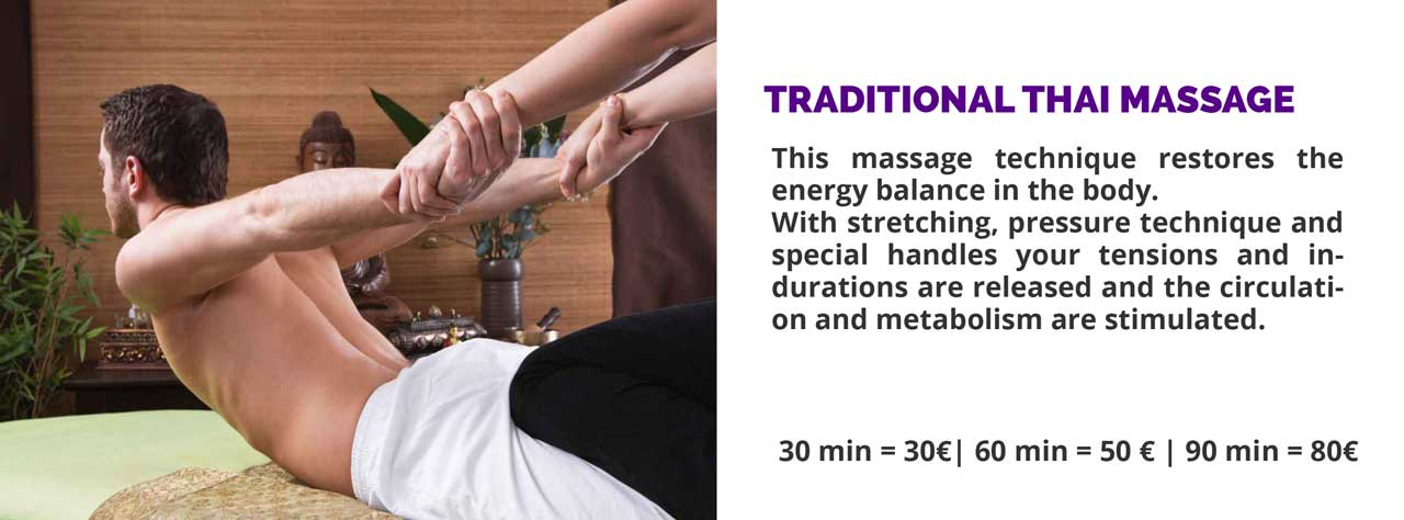 Traditionell Thai MAssage in Speyer