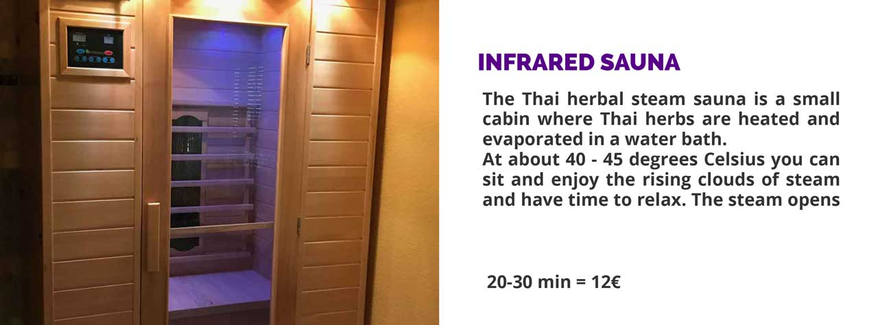 INFRARED SAUNA SPEYER